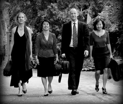 Amenda Quartet to perform at Lower Mill
