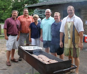 Mendon Republicans hold annual picnic