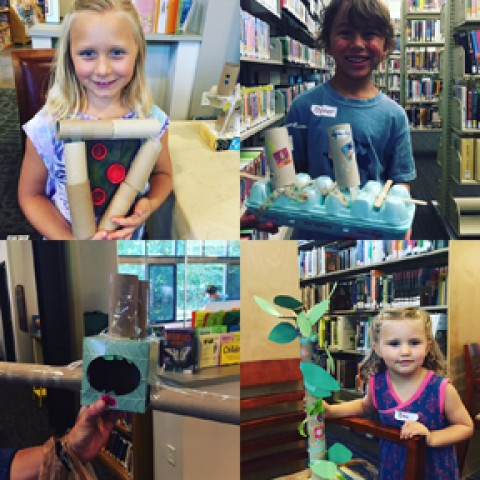 Mendon Public Library's successful Summer Reading Program draws to a close