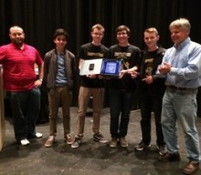 CougarTech wins challenge