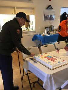 Mendon honors Veterans