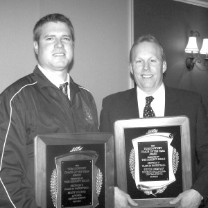 Two HF-L coaches Named Coaches of the Year