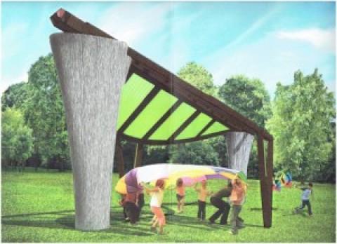 Honeoye Falls-Lima Primary School Develops Outdoor Classroom