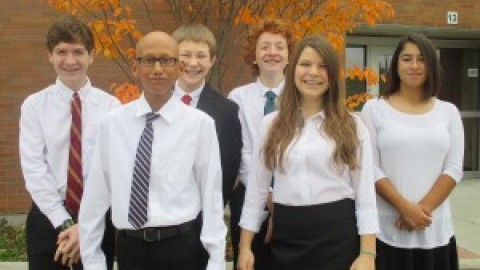 HF-L students participated in Area All-State festivals