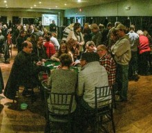 Great time had by attendees at Rotary Casino Night
