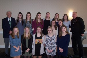 HF-L girls hoops team snags top seed in upcoming Section V Tournament