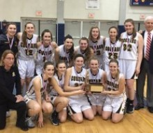 HF-L Girls Varsity Basketball captures Section V Class A2 title