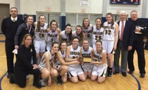 HF-L Girls Varsity Basketball captures Section V Class A2 title