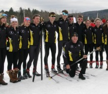 HF-L Nordic skiers capture state title