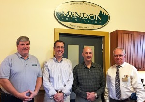 Mendon Foundation announces new officers