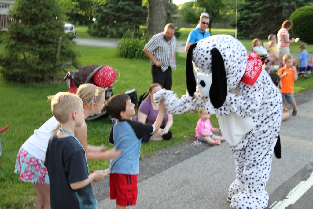 Mendon Firemen's Carnival is this weekend