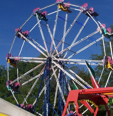 Enjoyment under the sun at Mendon Fire Department Carnival