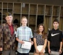 Veterans of Foreign Wars Announces 2017 Patriot's Pen Essay Contest Winners