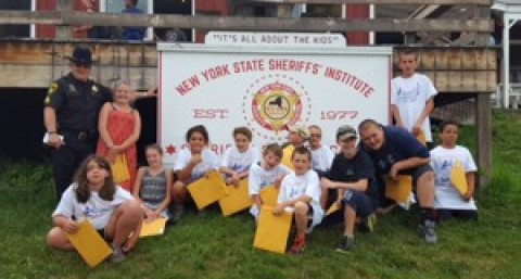 Livingston County Sheriff Sends Local Kids To Summer Camp