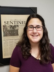 The Sentinel welcomes Rachel Zachary