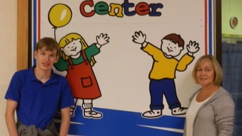 Skyler Smith's Tour of Mendon: Mendon Child Care Center