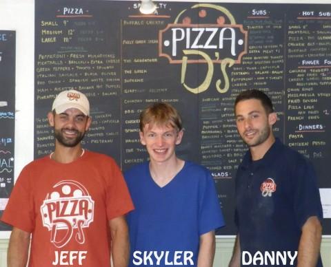 Skyler Smith's Tour of Mendon: Pizza D's