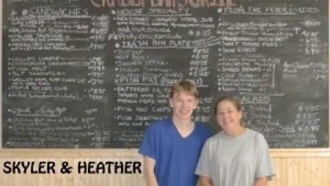 Skyler Smith's Tour of Mendon: CRABBY DAN'S