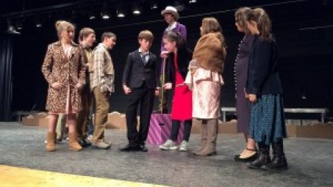 HF-L Middle School students to perform Charlie and the Chocolate Factory