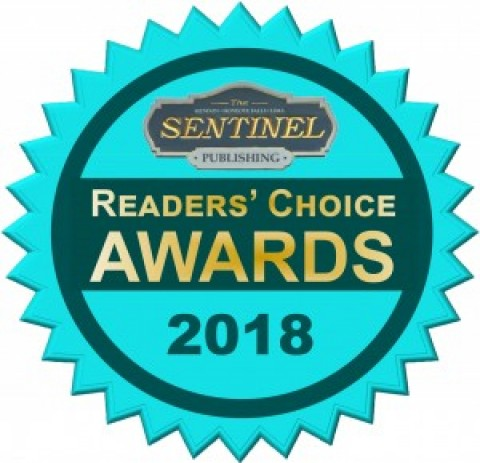 Sentinel Announces 2018 HF-L Community Readers' Choice  Awards to be Unveiled at Rotary Casino on February 9th!