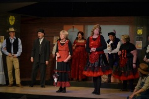 Monsignor Schnacky Community Players present 2018 show