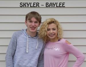 Baylee  Morrison's  Rising  Star