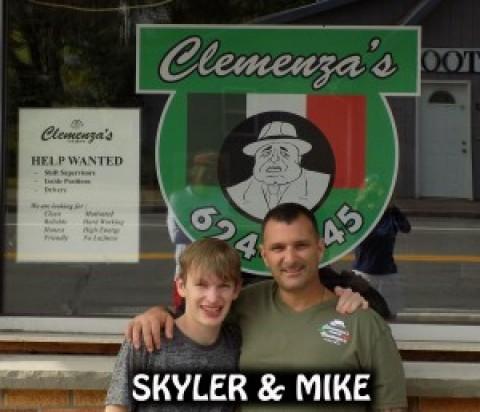 Skyler Smith's Tour of Mendon: CLEMENZA'S