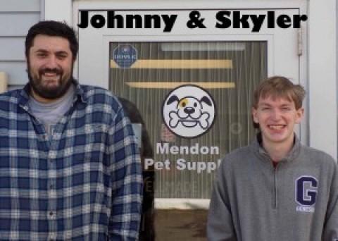 Skyler Smith's Tour of Mendon: Mendon Pet Supply, Part 2