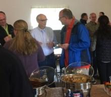 Community Members Fete Former Scottsville Mayor Paul Gee