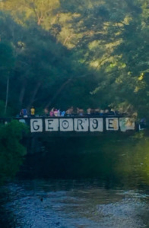 Day Tripping to Scottsville's George Bridge