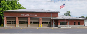 Ionia fire department holds  open house at new fire hall