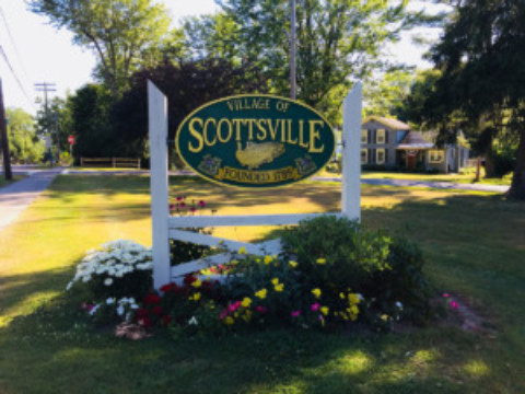 July Happenings Around the Village of Scottsville