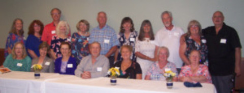 Class of 1968 celebrates 50 years at Lima High reunion