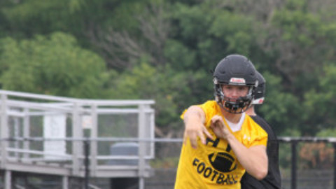 HF-L football to play independent schedule