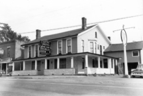 Scottsville's Iconic Oatka Restaurant Set to Auction