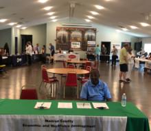 Job Fair in Mendon draws applicants