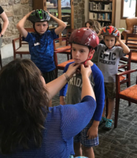 Summer Reading Programs at Mendon Library show Libraries Really Do Rock!