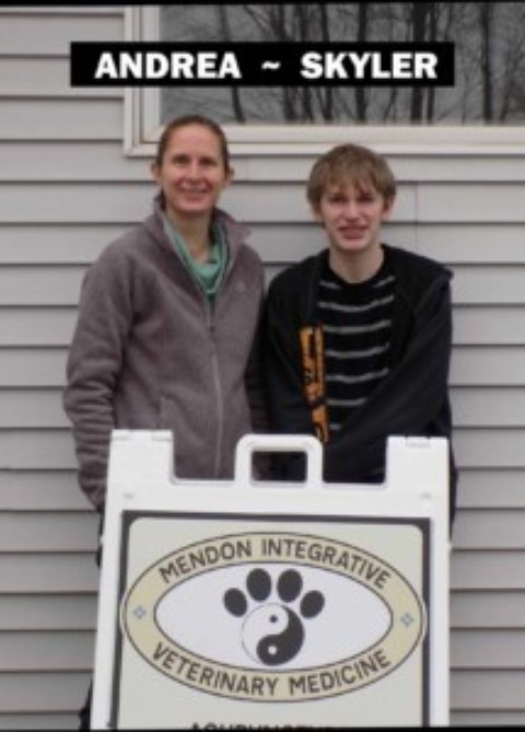 Skyler Smith's Tour of Mendon: Mendon Integrative Veterinary Medicine
