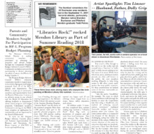 September 13, 2018 Issue of The Sentinel