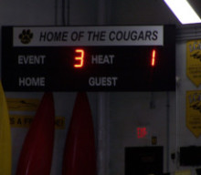 New scoreboards glow for HF-L teams