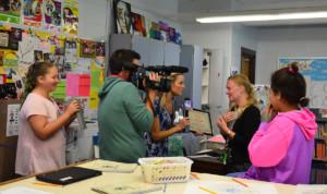 Wheatland-Chili Art Teachers Receive Golden Apple Awards