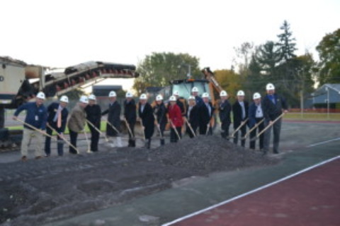 HF-L Breaks Ground on Phase II Capital Project