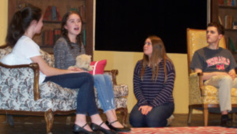 HF-L High Drama Club to present The Curious Savage