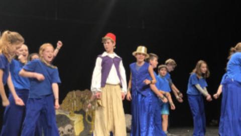 HF-L Middle School to present <em>Aladdin, Jr.</em>
