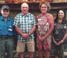 2018 HFL Retirees honored