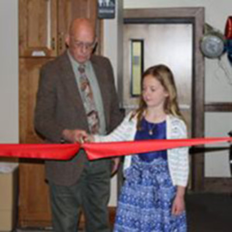 HFUMC dedicates new accessibility addition and lift