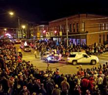 HFFD Christmas parade enchants crowd