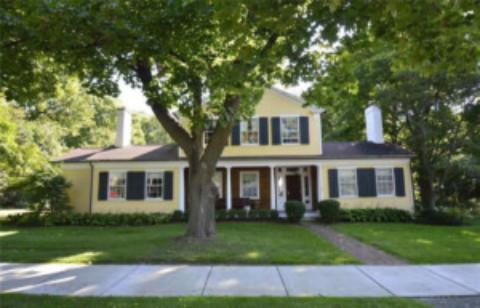 Scottsville Historical Home Spotlight: The Sill-Robson House