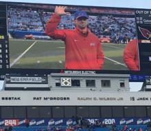 HF-L coach John Russ honored