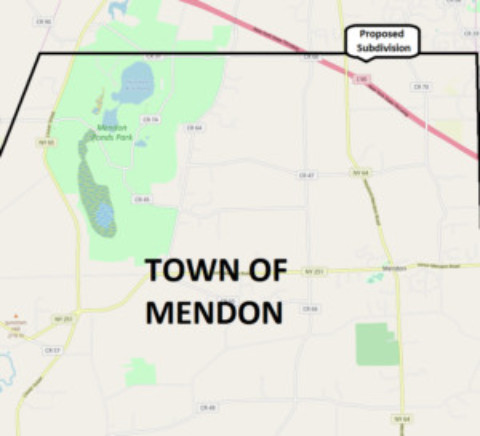 Sanitary sewer agreement to be considered for Mendon Green